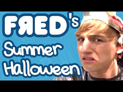 Fred-s Summer Halloween!