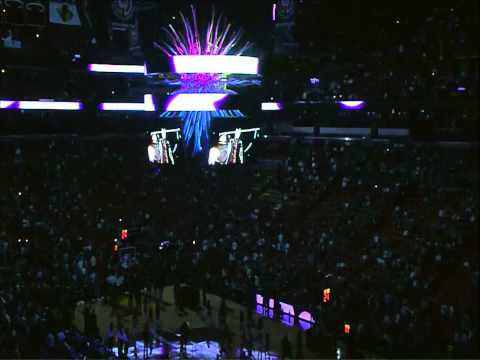 Miami Heat Introduction 2011-2012