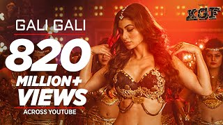 KGF: Gali Gali Video Song