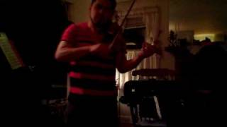 Taio Cruz: Break Your Heart- David Wong- Electric Violin Loop