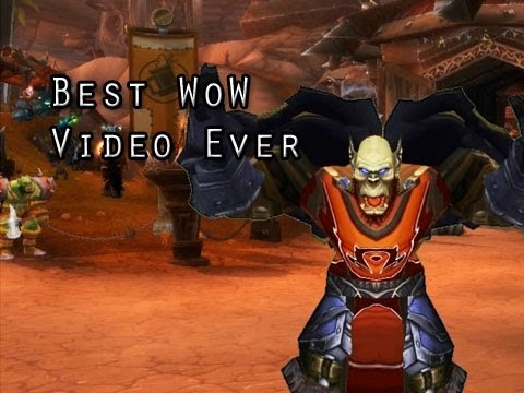 Wowcrendor - Wowcrendor-s Compilation of Amazing (WoW Machinima)