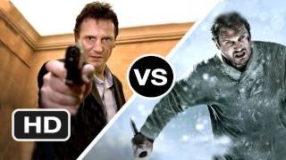 Liam Neeson: Bad Ass - Which Character is Tougher? HD Movie