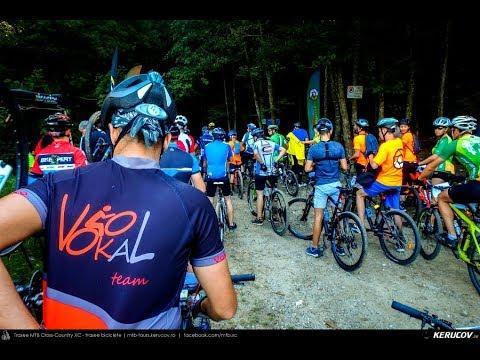 VIDEOCLIP Traseu MTB Cheia MTB Challenge 2017: Cheia - Valea Stanii - Poiana Stanei / semimaraton