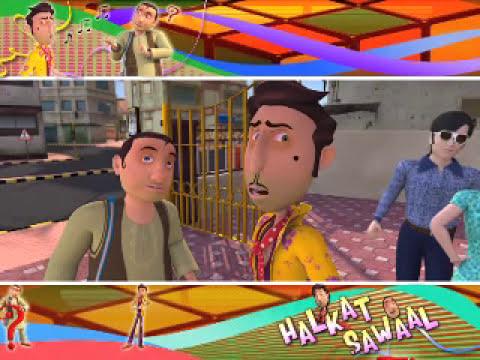 Halkat Sawaal - Sholay
