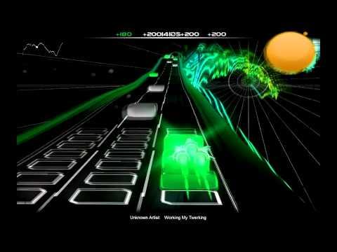 FlimFlamFilosophy: Working My Twerking - Audiosurf Perfect Play Through