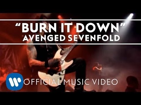Burn It Down (Regular Version)