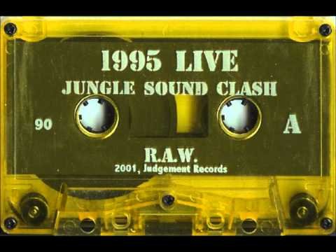 (Ragga Jungle Sound Clash 95) - Side A & B (Dj RAW)