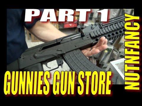 Gunnies: A Great American Gun Store visit, Part 1