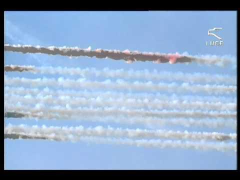 Frecce tricolori - PAN - MB339 - Airshow