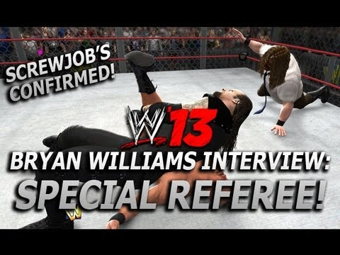 WWE '13: Special Referee, Screwjob's Confirmed!