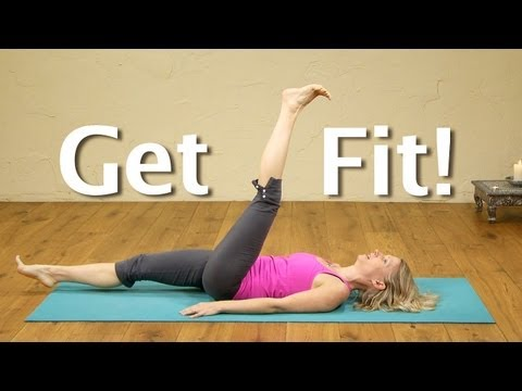 Get Fit and Healthy in 10 days, Yoga with Esther Ekhart