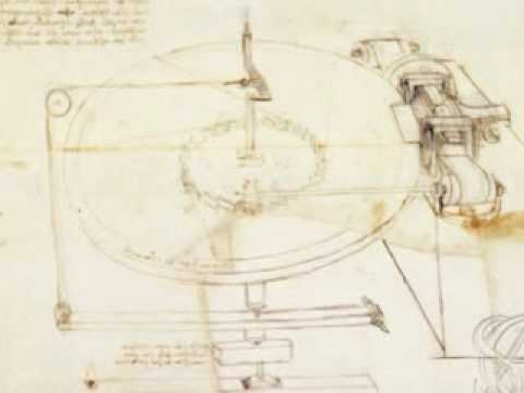 Leonardo da Vinci - Codex Atlanticus