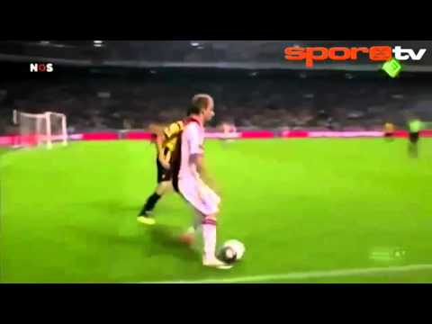شاهد أفضل واجمل المراواغات في العالم كرة القدم