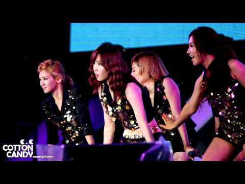 [Fancam] 120818 SMT Seoul Taeyeon Mr Taxi - by Merong