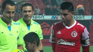 The Club Tijuana midfielder scores in 3-1 win vs. Necaxa in COPA MX
