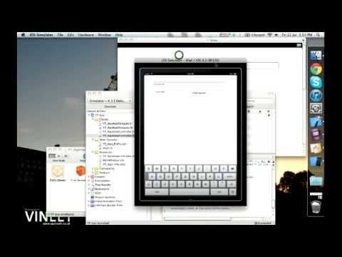 Lesson 7 How To Build iPad iPhone Apps iOS Xcode SDK Application Development Tutorials