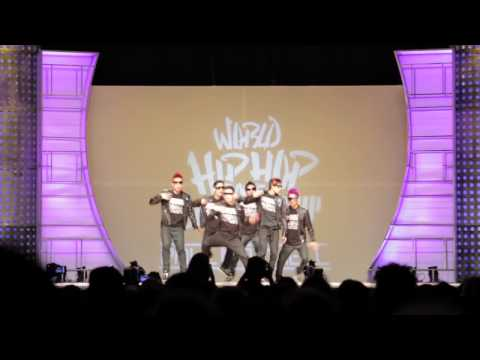 Poreotics 2011 Hip Hop International