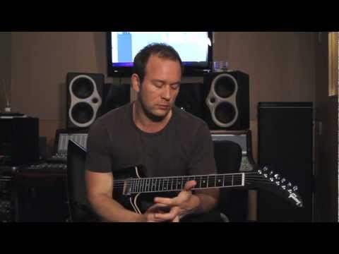 Weekly Shred-ucation with Brendon Small: Lesson Twelve: Badass Tappy Thing