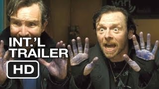 The World's End Official International Trailer (2013) - Simon Pegg Movie HD