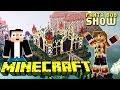 Un palais pour des Géants !!! - Fanta Bob Show n°35 - Minecraft Map