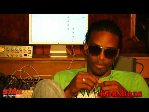 Artiste of the month - Konshens l Part Two
