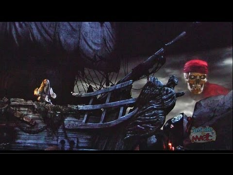 """The Legend of Captain Jack Sparrow"" Pirates of the Caribbean show at Disney's Hollywood Studios"