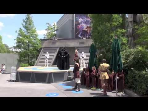 Star War's Weekends Jedi Training Academy Disney's Hollywood Studios Walt Disney World HD 1080p