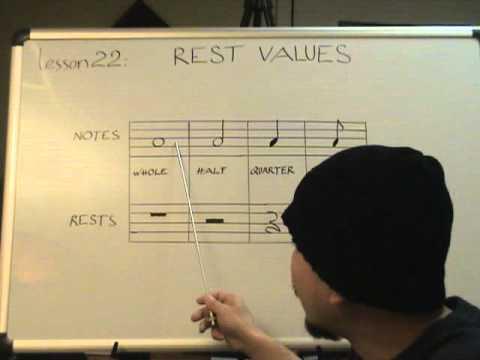 Nhạc lý căn bản - Bài 22