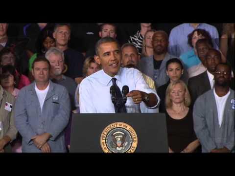 Obama: GOP Focused on 'Obamacare', Not Shutdown