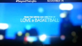 THE BEYOND THE LIGHTS TRAILER..
