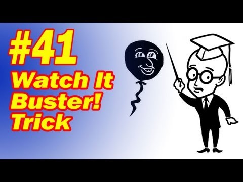 Impromptu Magic - Needle Through Balloon Trick -  Learn Magic At Home - Magic Tutorial
