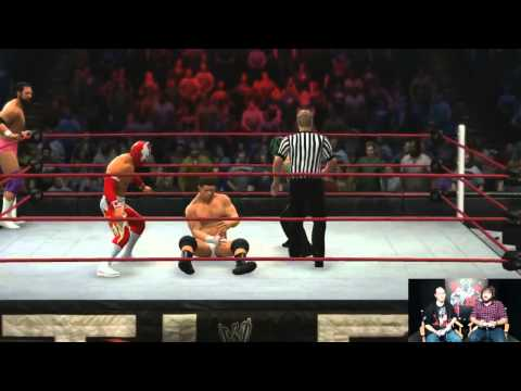 The WWE TLC 2012 Livestream with WWE Games!