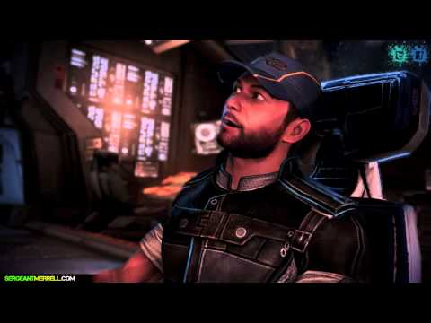 Mass Effect 3: Hilarious Scene between Joker and Edi