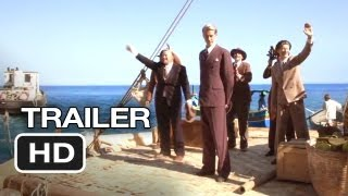 Kon-Tiki Official Trailer (2012) - Joachim Ronning Movie HD
