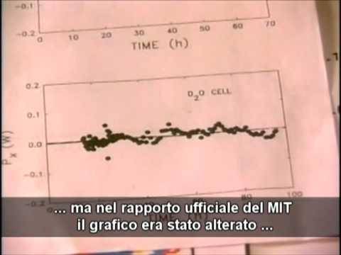 Il falso del M.I.T. sulla Fusione Fredda