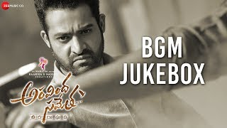 ARAVINDHA SAMETHA BGM Jukebox
