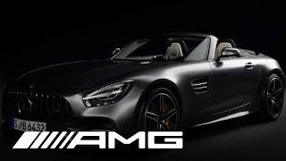 Mercedes представил родстеры AMG GT и AMG GT C