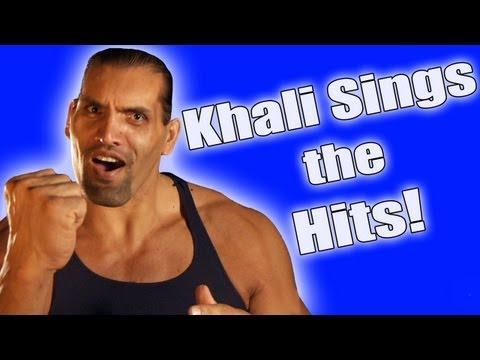 Khali Sings the Hits!
