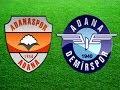 Adanaspor 2-2 Adana Demirspor (20.10.2013) PTT 1. Lig 9. Hafta