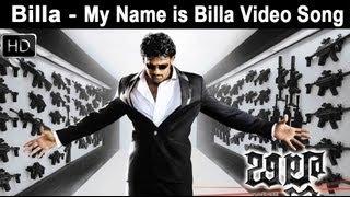 My Name is Billa - Billa