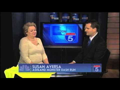 Susan Aversa, Ashland Monster Dash