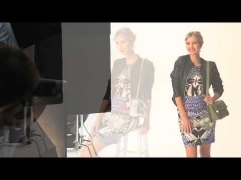 Ivanka Trump Fall 2013 Collection Photo Shoot