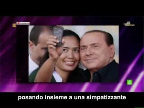 Consigli di Berlusconi ai giovani (siamo la barzelletta del mondo) - TG stranieri