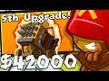 NEW EXPLOSIVE BALLISTA TOWER - BLOONS TD BATTLES MOD