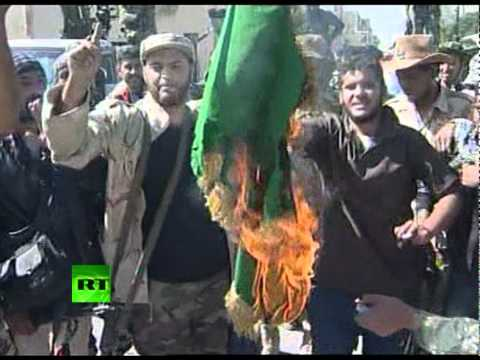 Gaddafi -killed, died of wounds-: Video of Sirte celebrations