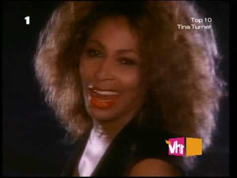 Tina Turner-Simply the best (official video)