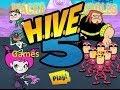 Games: Teen Titans Go! - H.I.V.E. 5