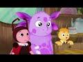 Фрагмент с конца видео - Лунтик и его друзья - 243 серия. Симулянт