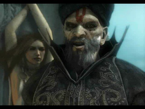 Prince of Persia The Two Thones-Kaileena's death