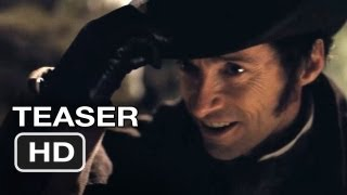 Les Miserables Official Teaser (2012) Anne Hathaway, Hugh Jackman Movie HD